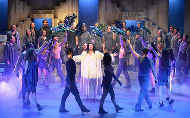 Rock opera: Jesus Christ Superstar