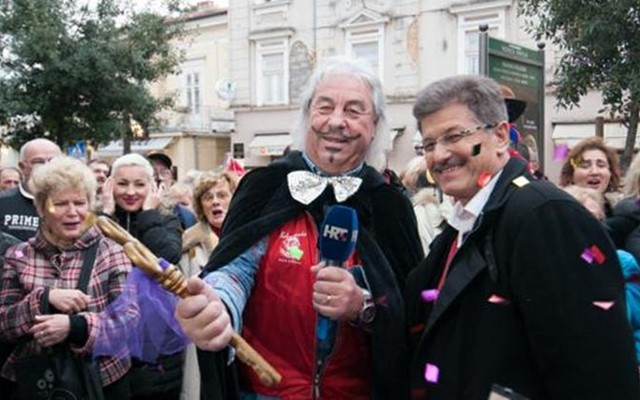 St. Antony's day, begining of the Carnival