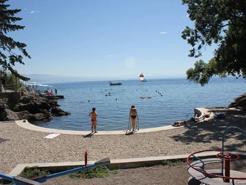 Škrbići Family Beach