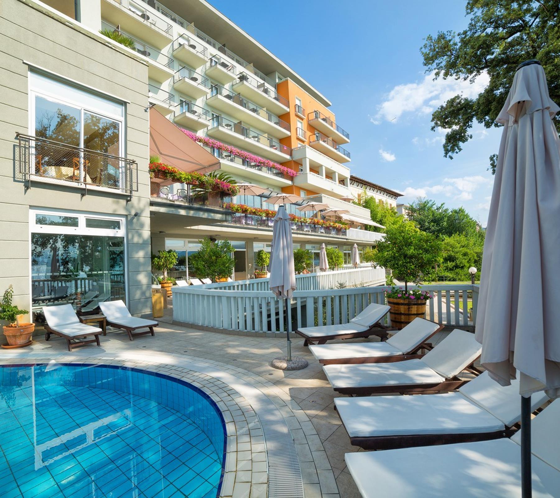 Amadria Park Grand hotel 4 Opatijska cvijeta, Opatija 2021